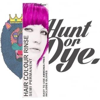 Semi Permanent Hair Dye - Magenta
