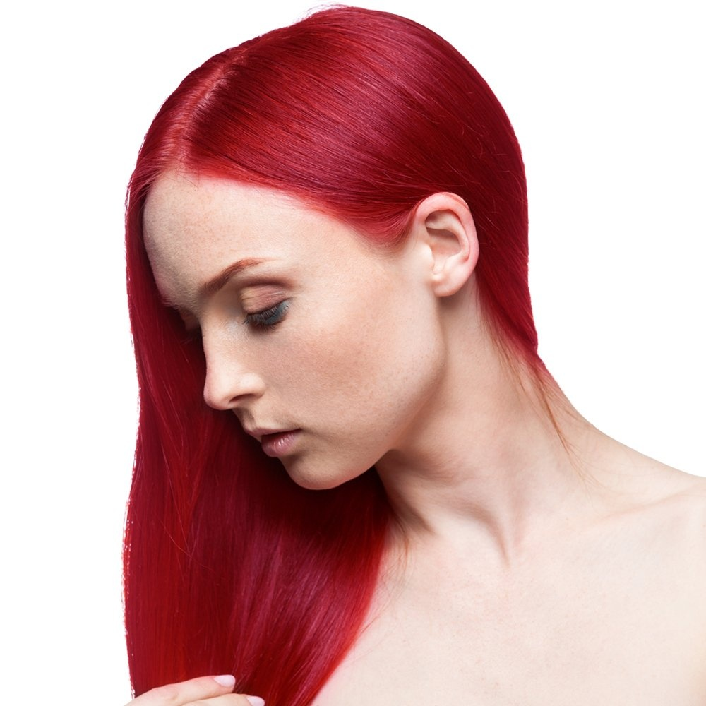 How To Make Natural Red Hair Dye At Home