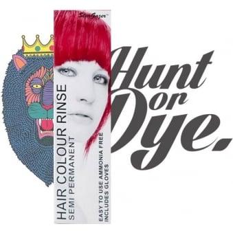 Semi Permanent Hair Dye - Rouge