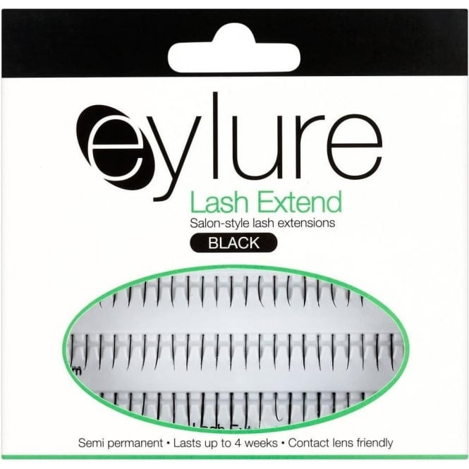 Eylure Semi-Permanent Lash Extend - Short, Medium & Long Black Lashes