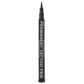 Semi Permanent Tattoo Pens - Black (01)