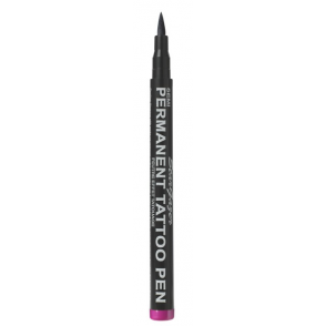 Semi Permanent Tattoo Pens - Magenta (12)
