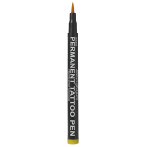 Semi Permanent Tattoo Pens - Yellow (03)
