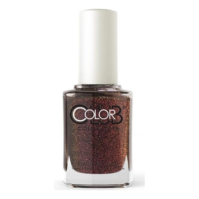 Color Club Seven Deadly Sins Nail Polish Collection - Fierce 15mL (1044)