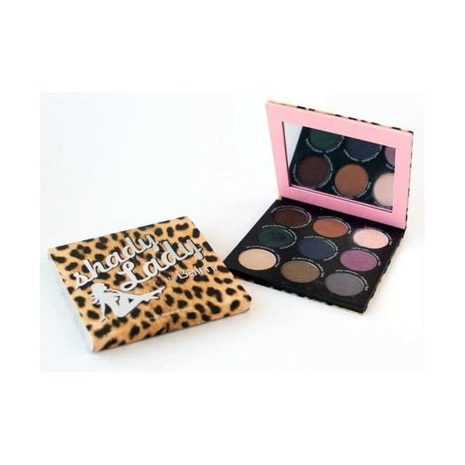 TheBalm Shady Lady Eyeshadow Palette - Cheetah Vol.1