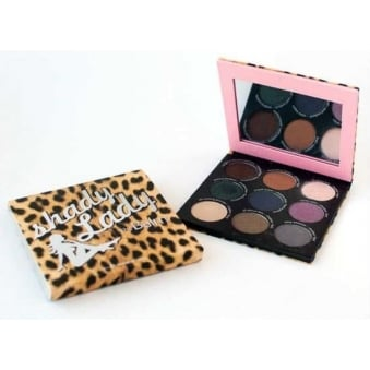 Shady Lady Eyeshadow Palette - Cheetah Vol.1