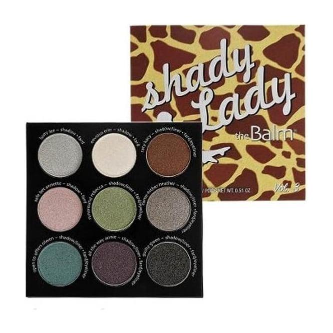 TheBalm Shady Lady - Giraffe palette