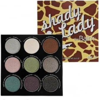 Shady Lady - Giraffe palette