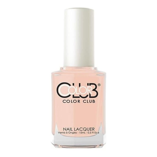 Color Club Shift Into Neutral Nail Polish Collection - Blush Crush 15mL (1065)
