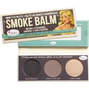 Smoke Balm Smokey Eye Makeup Palette (x3 Set) - Volume 1