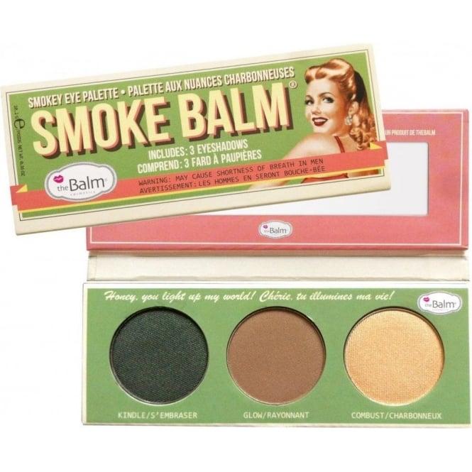 TheBalm Smoke Balm Smokey Eye Makeup Palette (x3 Set) - Volume 2