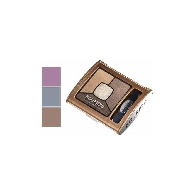 Bourjois Smoky Stories Quad Eyeshadow Palette