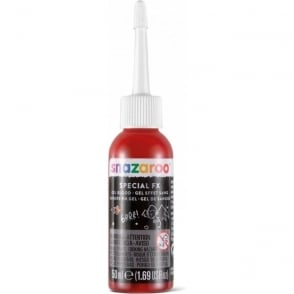 Special Fx Fancy Dress Accessories - Gel Blood 50 ml