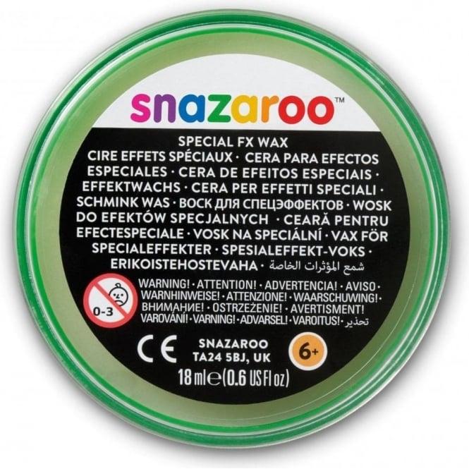 Snazaroo Special Fx Wax 18 ml - Fancy Dress Accessories