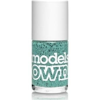 Speckled Eggs Nail Polish Collection - Magpie Green