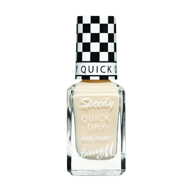 Barry M Speedy Paint Quick Dry Nail Polish - Stop The Clock 10ml (SDNP7)