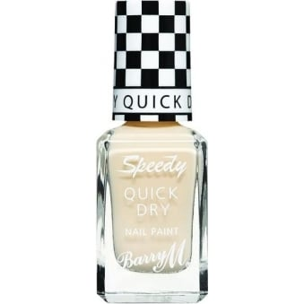 Speedy Paint Quick Dry Nail Polish - Stop The Clock 10ml (SDNP7)