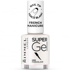 Step 1 Super Gel Polish - Porcelain (090) 12ml