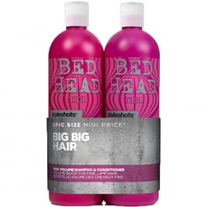 Styleshots Epic Volume Tween Shampoo & Conditioner Duo 2x 750ml