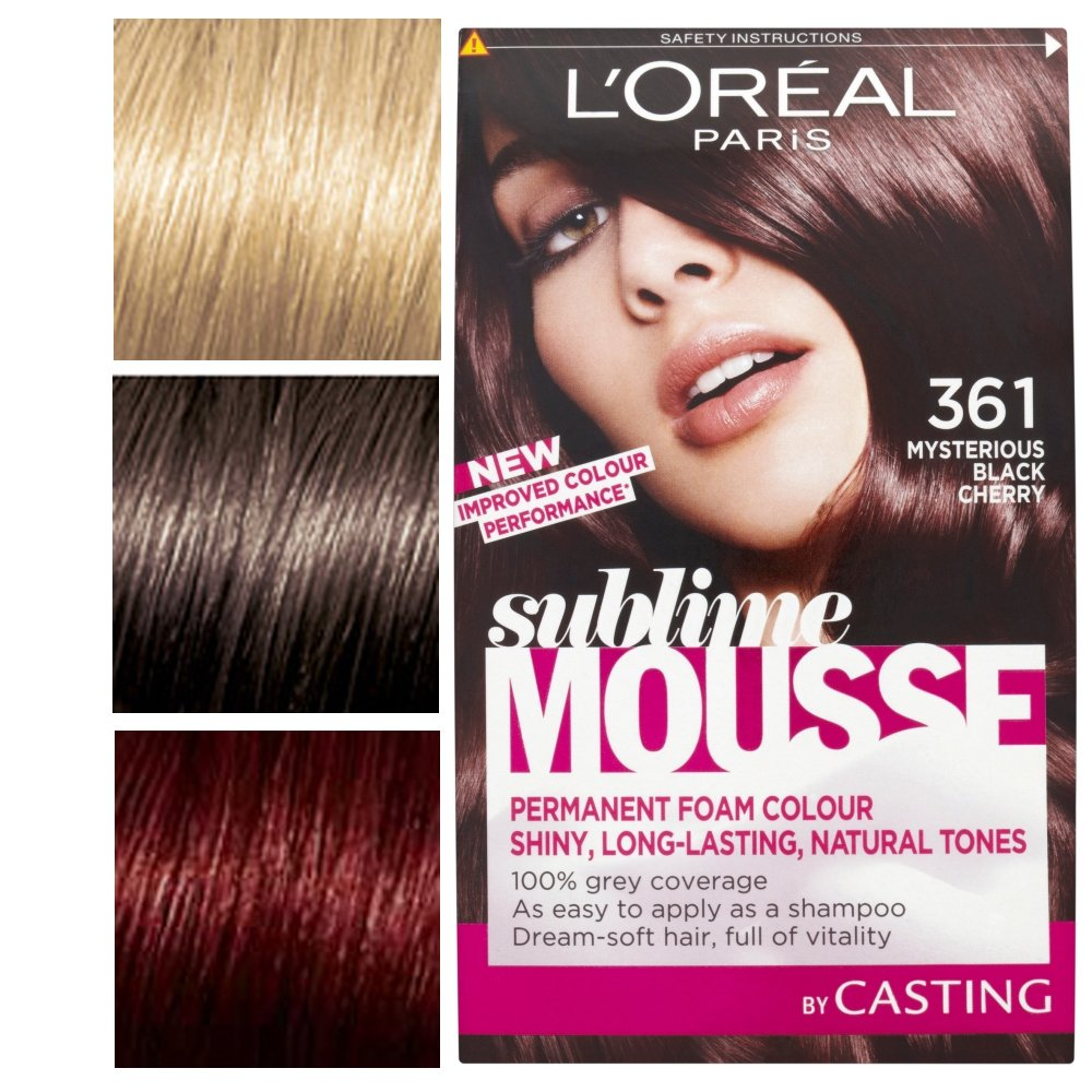 Loreal feria smokey pastels dark brown hairs of loreal grey hair l 39oreal sublime mousse luscious permanent colour perfect grey coverage altavistaventures Choice Image