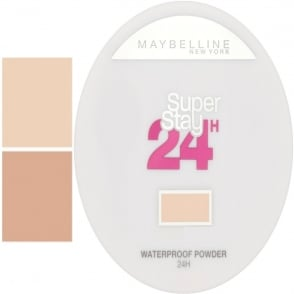 Super Stay 24H Waterproof Powder for Flawless Coverage 9g