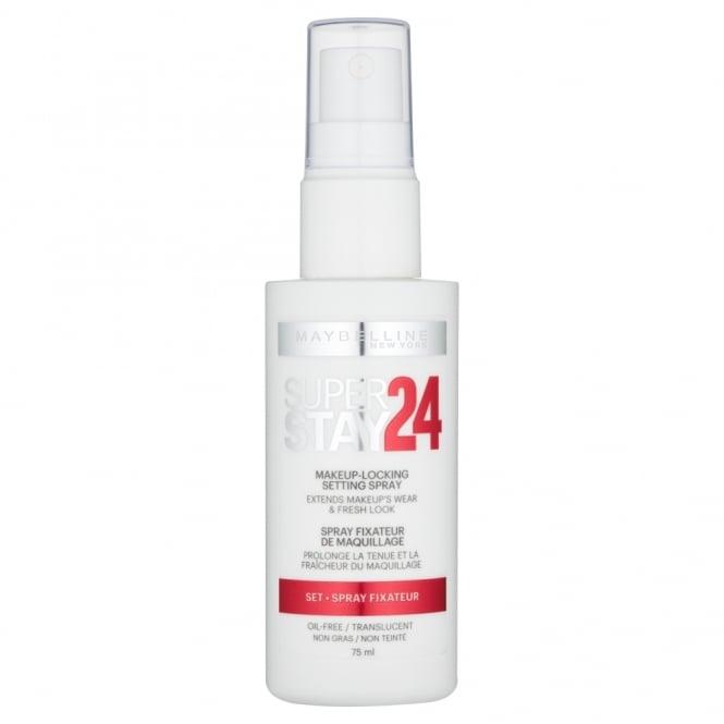 Maybelline Super Stay 24hr Make Up Locking Setting Spray (75ml)