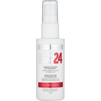 Super Stay 24hr Make Up Locking Setting Spray (75ml)