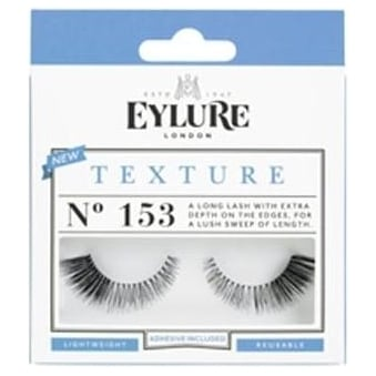 Texture Strip Lashes False Eyelashes (153)