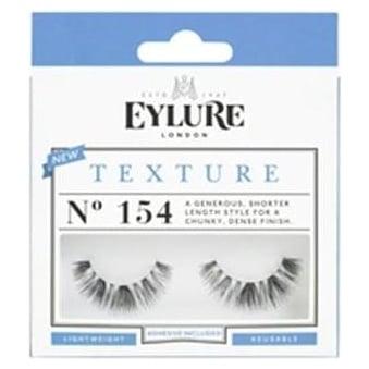 Texture Strip Lashes False Eyelashes (154)