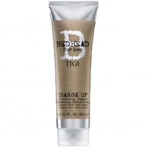 Bed Head B For Men Charge Up Thickening Shampoo 250ml