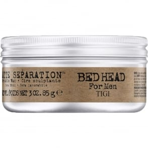 Bed Head B For Men Matte Separation Workable Wax 85g