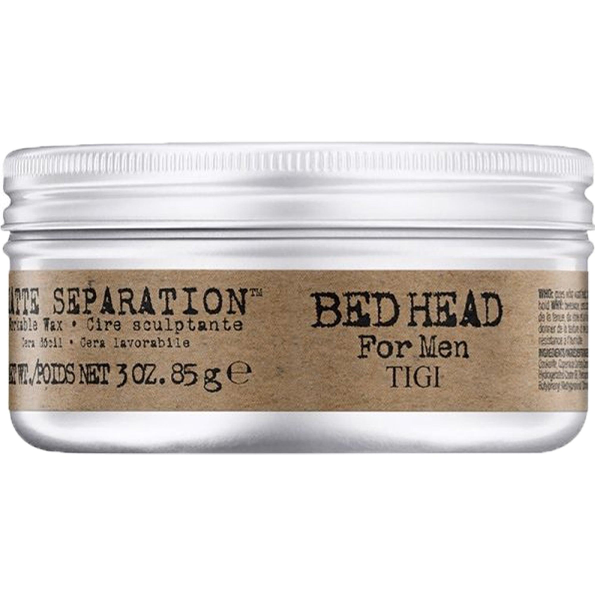 tigi bed head b for men matte separation workable wax 85g. Black Bedroom Furniture Sets. Home Design Ideas