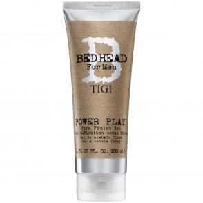 Bed Head B For Men Power Play Firm Finish Gel 200ml