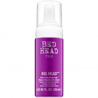 Bed Head Big Head Volume Boosting Foam 125ml