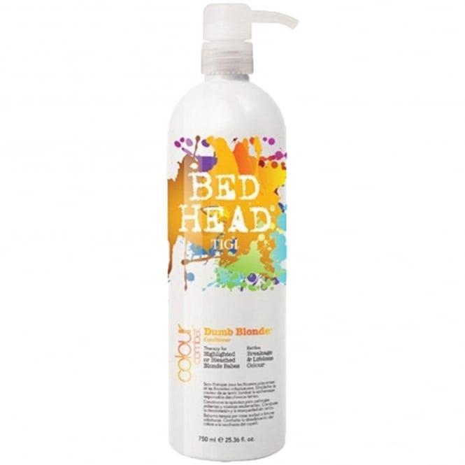 Tigi Bed Head - Colour Combat Dumb Blonde Conditioner 750ml
