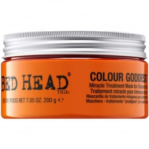 Bed Head Colour Goddess - Miracle Treatment Mask 200g