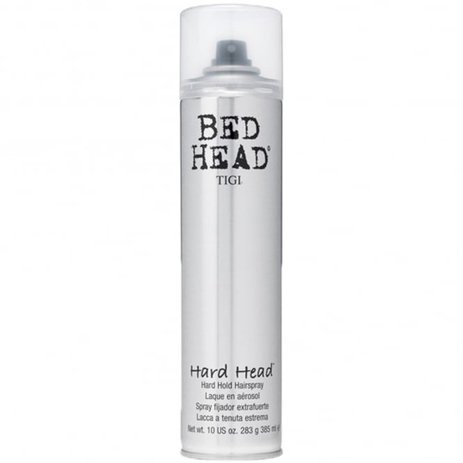 Tigi Bed Head - Hard Head Hard Hold Hairspray 385ml