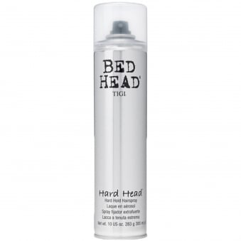 Bed Head - Hard Head Hard Hold Hairspray 385ml