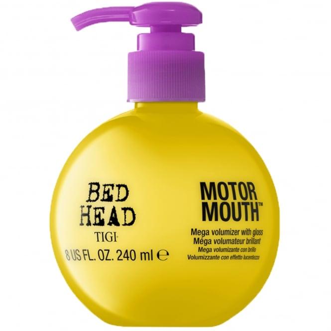 Tigi Bed Head Motor Mouth Mega Volumizer with Gloss 240ml