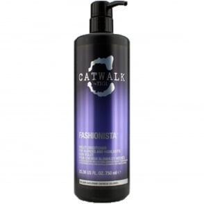 Catwalk - Fashionista Violet Conditioner for Blondes and Highlights 750ml