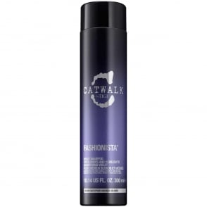 Catwalk - Fashionista Violet Shampoo For Blondes and Highlights 300ml