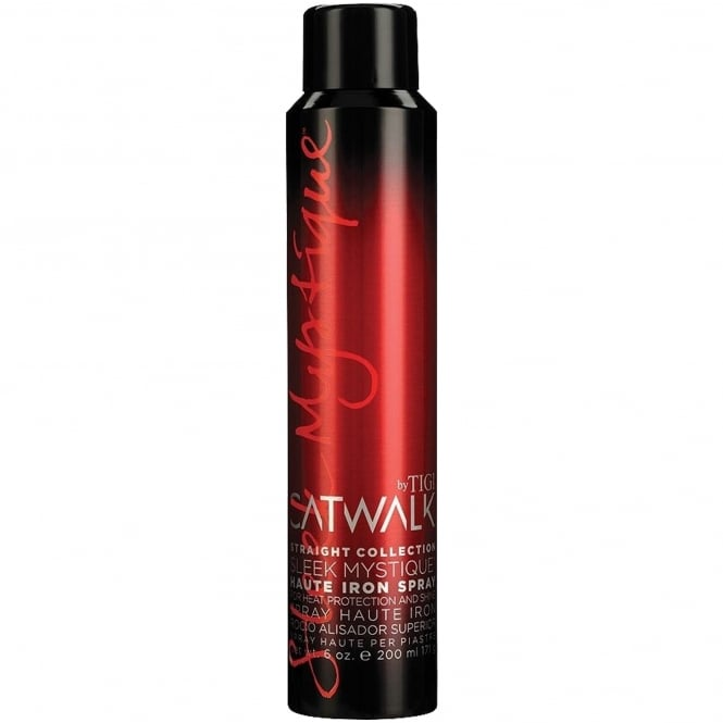 Tigi Catwalk -  Sleek Mystique Haute Iron Spray For Heat Protection and Shine 200ml