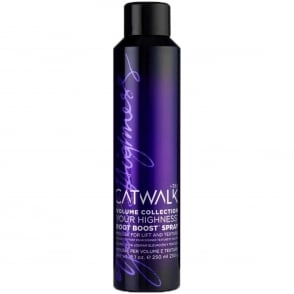 Catwalk - Your Highness Root Boost Spray Mousse For Lift and Texture 250ml