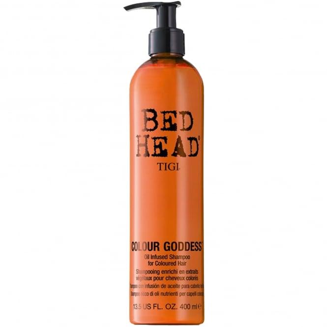 Tigi Colour Goddess Oil Infused Shampoo For Coloured Hair 400ml