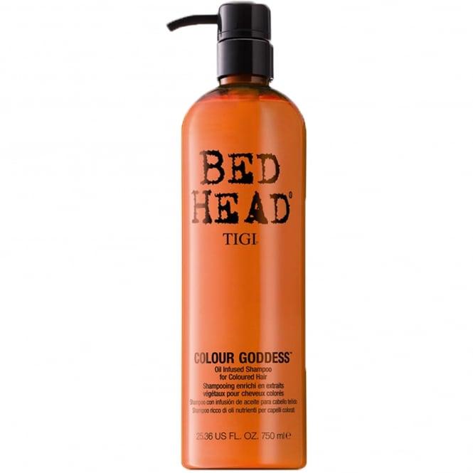 Tigi Colour Goddess Oil Infused Shampoo For Coloured Hair 750ml