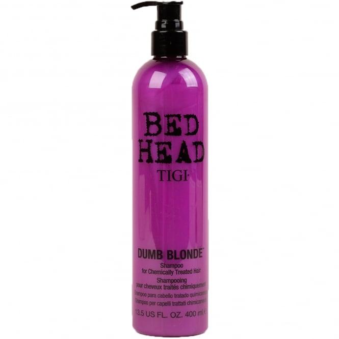 Tigi Dumb Blonde Shampoo For Chemically Treated Hair 400ml