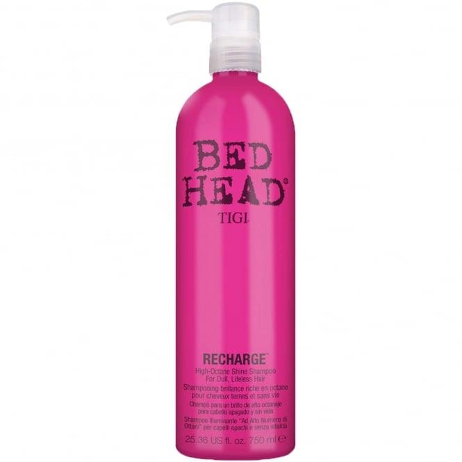 Tigi Recharge High-Octane Shine Shampoo for Dull, Lifeless Hair 750ml