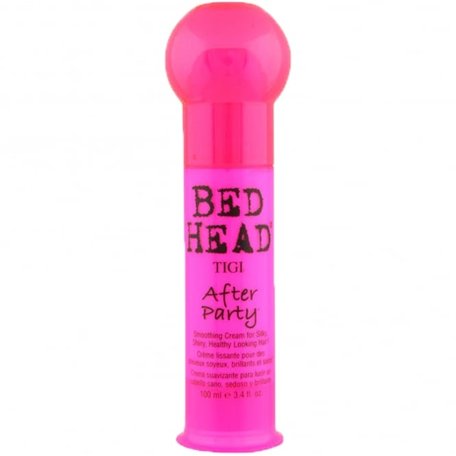 Tigi Styling & Finish - After Party Smoothing Cream for Silky, Shiny, Healthy Looking Hair (100ml)