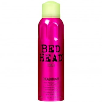 Styling & Finish - Headrush Shine Adrenaline With A Superfine Mist 200ml