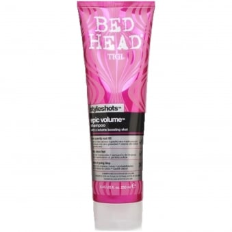 TIGI Wash & Care - Styleshots Epic Volume Shampoo 250ml